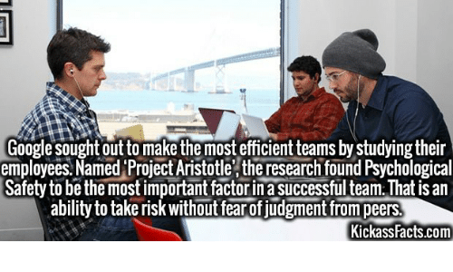 Google Sought Out to Make the Most Efficient Teams by Studying Their