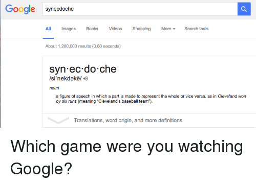 google synecdoche all mages books videos shopping more search tools