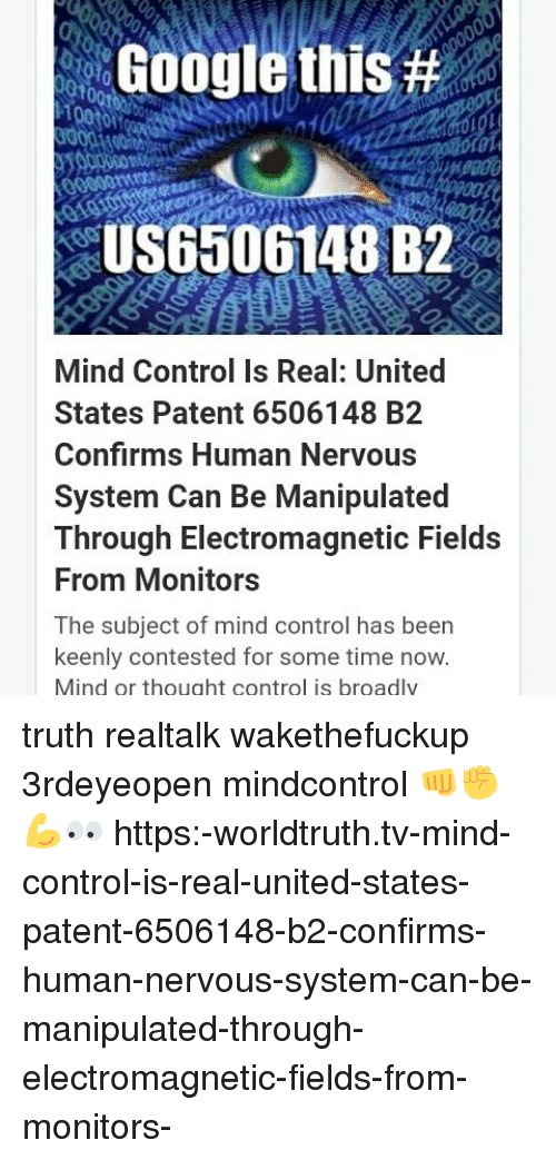 Google This S6506148 B2 Mind Control Is Real United States