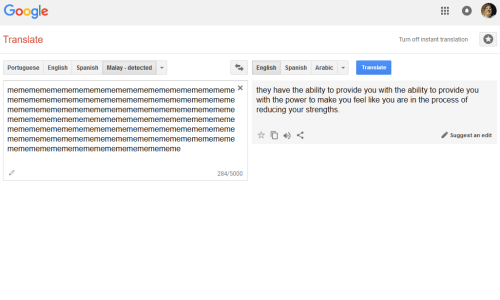 Google translate in thai-9475