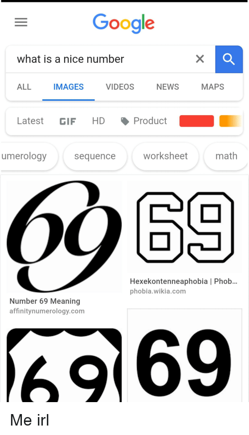 69 meaning images