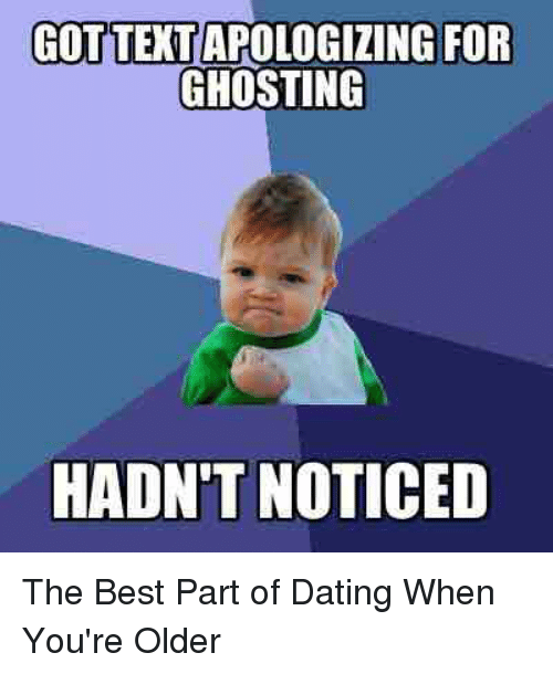 Online-dating und ghosting