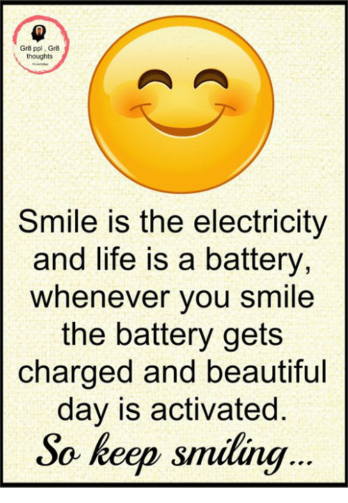 Keep smile 😍 200 Smile Quotes To Make You Happy And Smile
