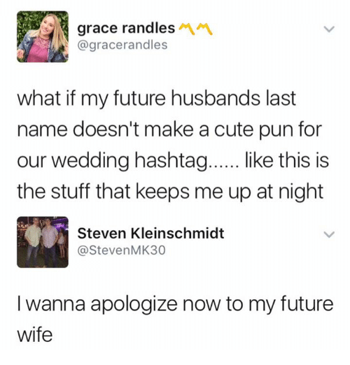 The name for grace puns The 16+