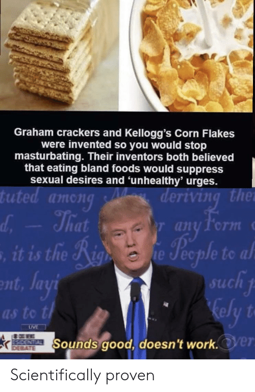 corn flakes were invented