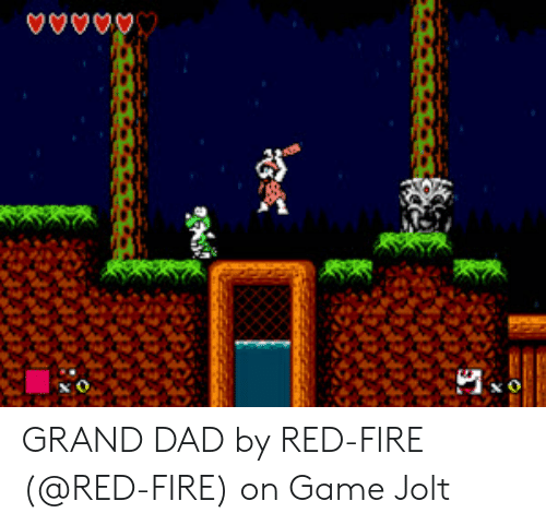 GRAND DAD by RED-FIRE on Game Jolt | Dad Meme on ME ME
