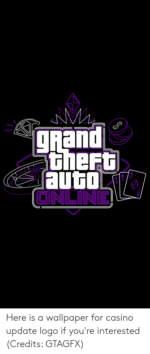 Grand Theft Auto Online Here Is A Wallpaper For Casino