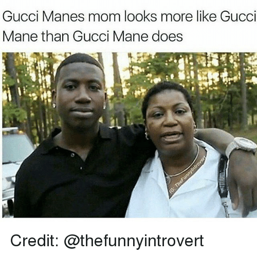 By Photo Congress || Gucci Mane's Mom