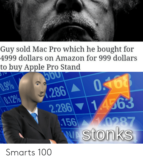 Guy Sold Mac Pro Which He Bought for 4999 Dollars on Amazon for 999