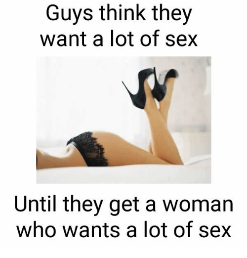 how often do women want sex