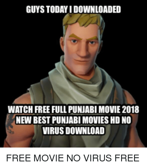 GUYS TODAY I DOWNLOADED WATCH FREE FULL PUNJABI MOVIE 2018 NEW BEST