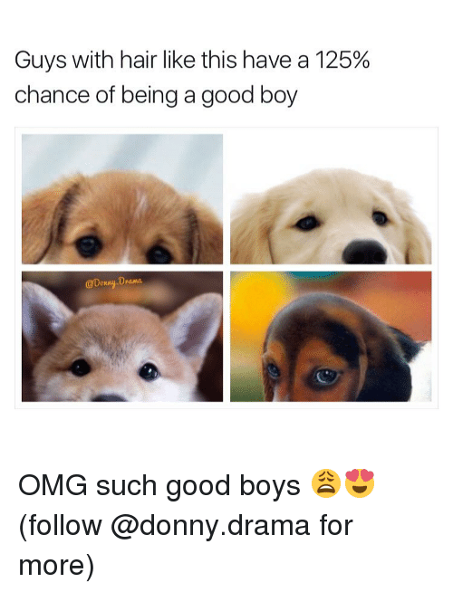 Such Good Boys