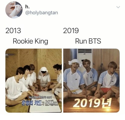 25+ Best Memes About BTS And Run