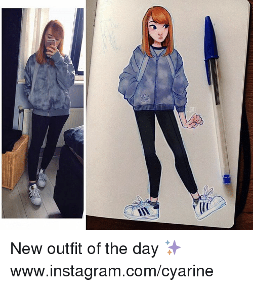 6c14e63841bb H New Outfit of the Day ✨ Wwwinstagramcomcyarine | Dank Meme on ME.ME
