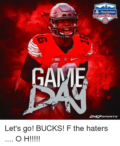haan gan playstation sports lets go bucks f the haters 10358662 haan gan playstation sports let's go! bucks! f the haters o h