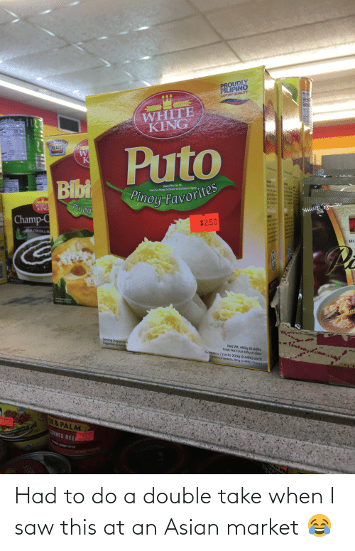 Asian, Saw, and Market: Had to do a double take when I saw this at an Asian market 😂
