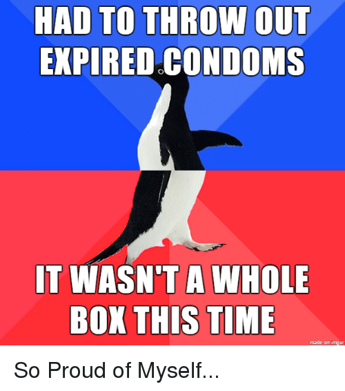 what will happen if you use an expired condom