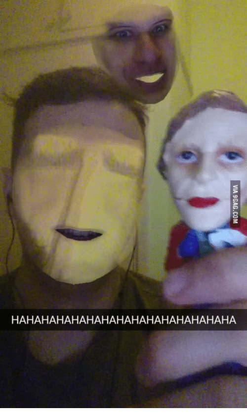 Face Swap With Ghost - New Sex Images-2684