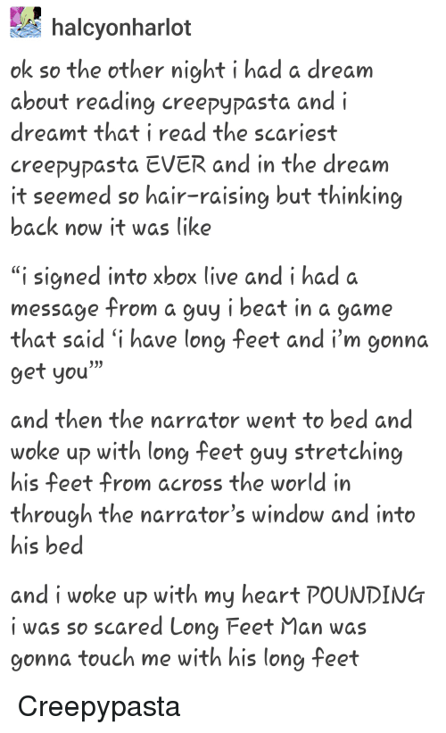 Halcyonharlot Ok So the Other Night I Had a Dream About Reading