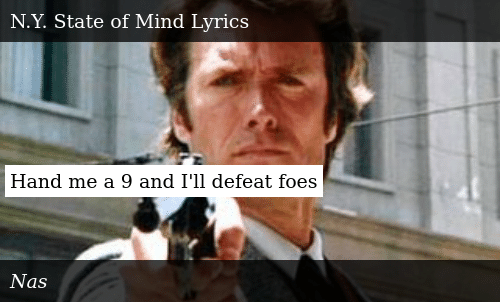 Hand Me a 9 and I'll Defeat Foes | Donald Trump Meme on ME ME
