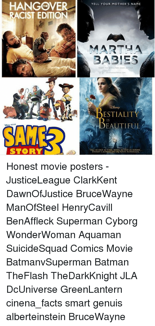 Honest Movie Posters