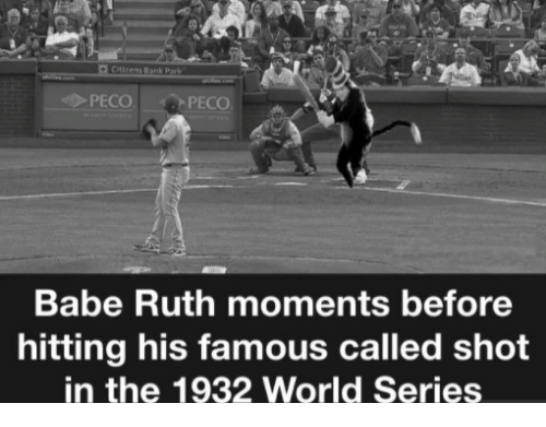 What nationality was babe ruth-8596