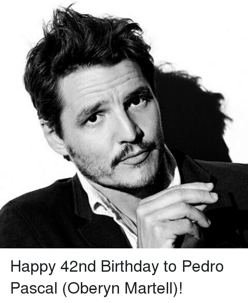 25+ Best Memes About Pedro Pascal