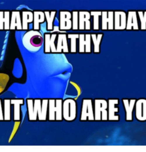 25+ Best Memes About Happy Birthday Cathy Cake