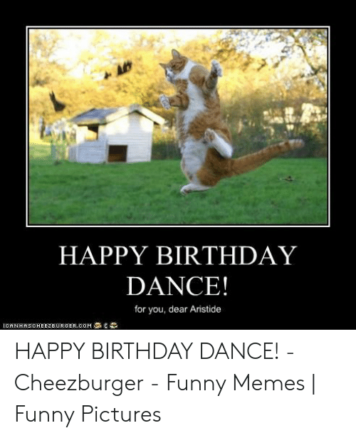 25+ Best Memes About Birthday Dance