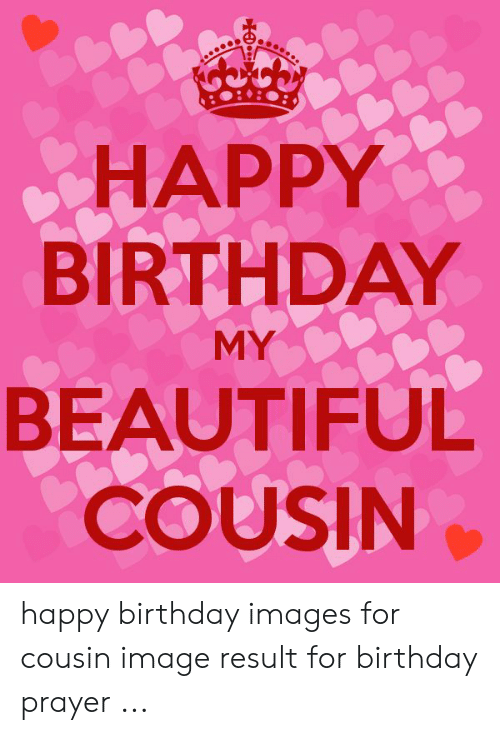 Astonishing Happy Birthday My Beautiful Cousin Happy Birthday Images For Funny Birthday Cards Online Alyptdamsfinfo