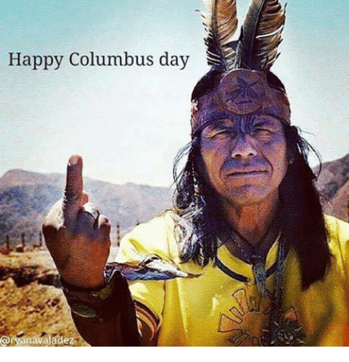 happy columbus day aladez 7487036 25 best columbus memes columbusing memes, columbus day sale memes