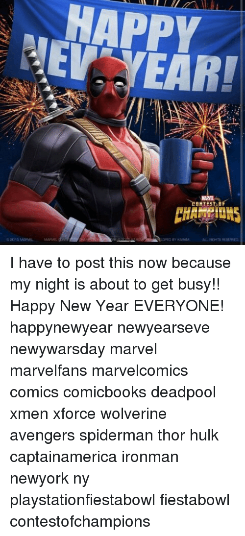 Happy Eemtest 2015marel Marvel By Kabam All Rom Reserven I Have To