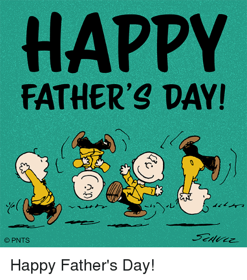 Fathers Day, Memes, and Happy: HAPPY  FATHER DAY!  PNTS Happy Father's Day!