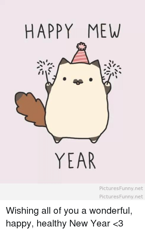 HAPPY MEW YEAR Pictures Funny Net Pictures Funnynet Wishing All of ...