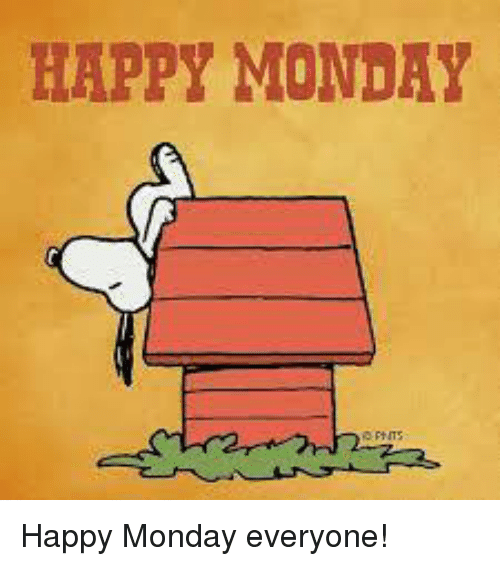 Image result for happy monday everyone