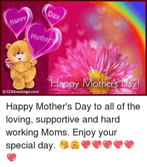Happy moth happy mother 0123 greetings com happy mothers day to all memes moms and mothers day happy moth happy mother 0123 greetings com happy m4hsunfo