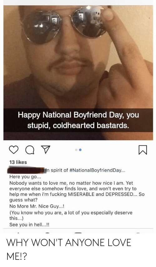 🔥 25+ Best Memes About National Boyfriend Day | National