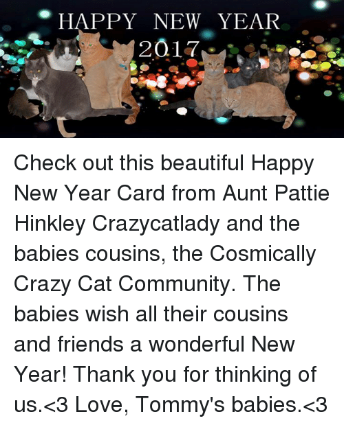 HAPPY NEW YEAR 2017 Check Out This Beautiful Happy New Year Card ...