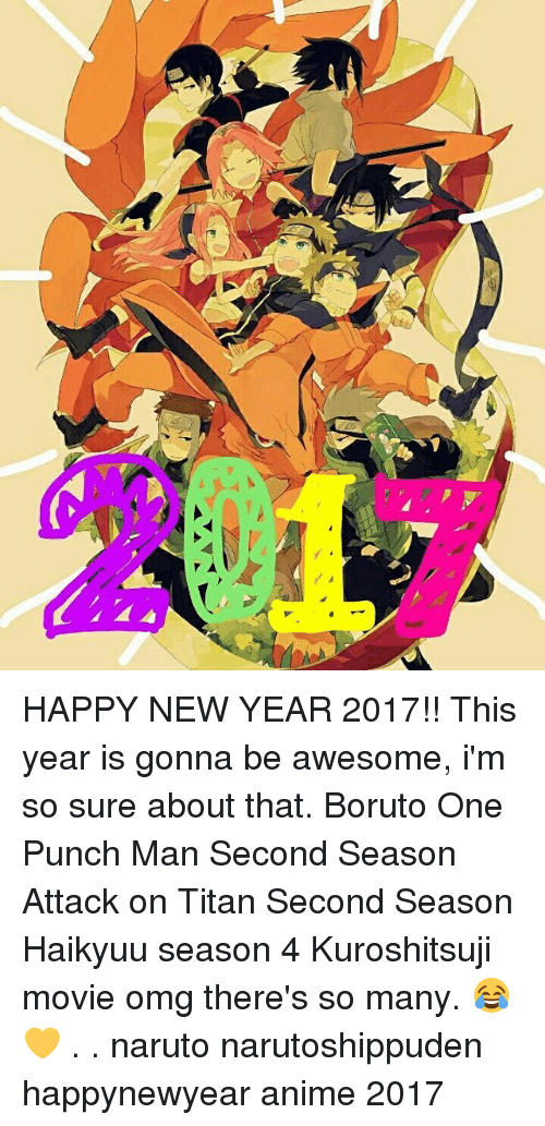 HAPPY NEW YEAR 2017!! This Year Is Gonna Be Awesome I'm So