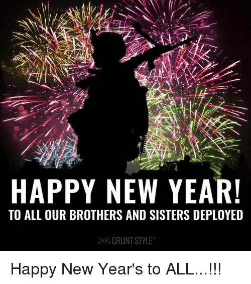 memes and sisters happy new year to all our brothers and