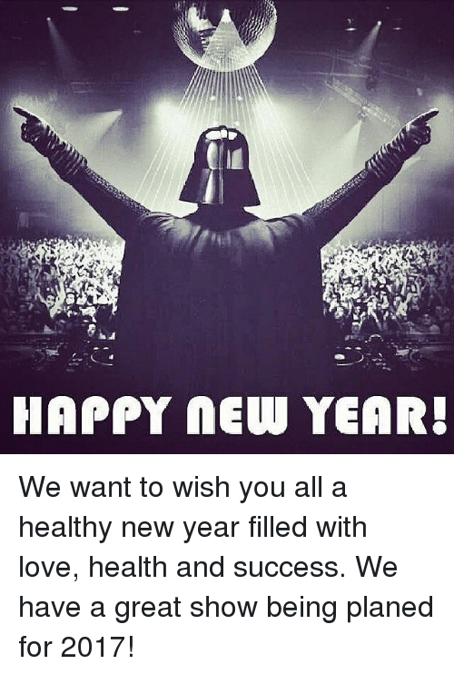 memes and planes happy new year we want to wish you