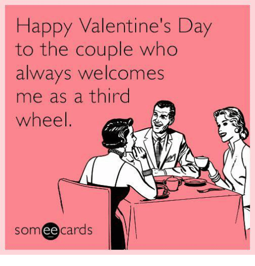 Happy Valentine S Day To The Couple Who Always Welcomes Me As A