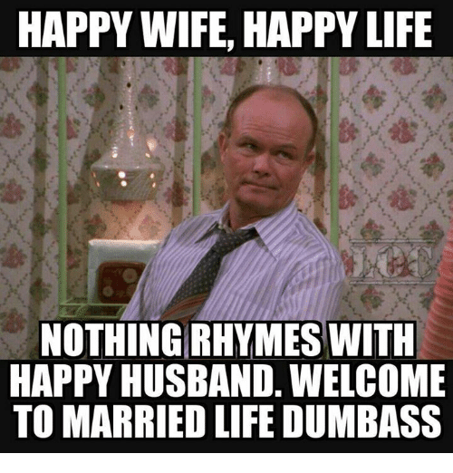 25+ Best Memes About Married Life | Married Life Memes
