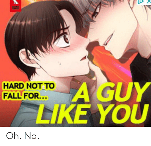 HARD NOT TO FALL FOR EIKE YOU Oh No | Fall Meme on ME ME