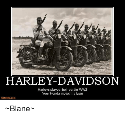 harley davidson harleys played their part in ww2 your honda mows 27873333 harley davidson harleys played their part in ww2 your honda mows