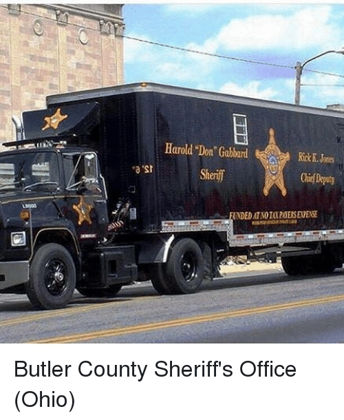 S Butler County Sheriffs Office — BCMA