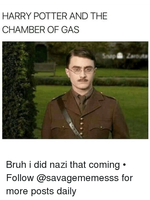 Did Nazi That Coming