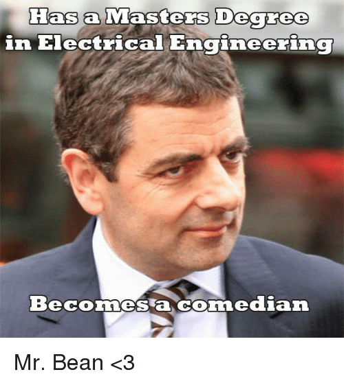 has a masters degree in electric engineering beconnes a dian 10917888 ✅ 25 best memes about masters degree masters degree memes