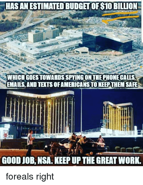 Keep Up The Great Work
