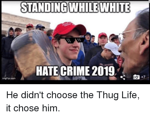 882405bc5 Crime, Life, and Thug: HATE CRIME 2019 IO